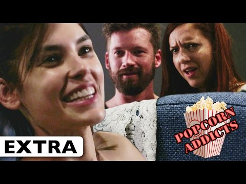 Nude Movie Goer Saves Seats: Extra 110: Popcorn Addicts