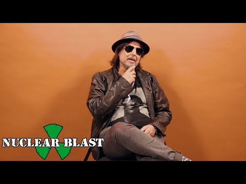PHIL CAMPBELL - Talks vinyl records (EXCLUSIVE TRAILER)