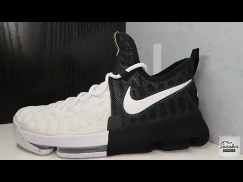 f0bfbb95d088 Nike KD 9 BHM Black History Month Sneaker Review - YouTube