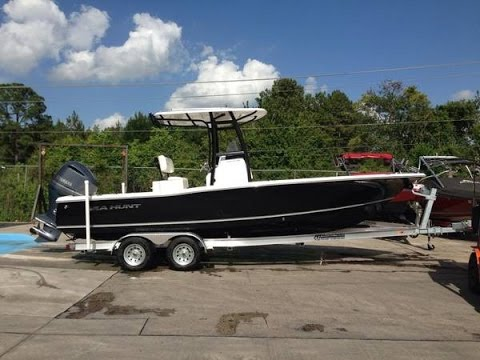 Sea Hunt 24 Bx >> Sold Used 2014 Sea Hunt 24 Bx In Webster Texas