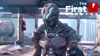 The First 15 Minutes of Matterfall Gameplay