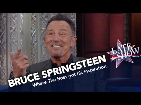 Elvis and The Beatles Turned Bruce Springsteen On To Music