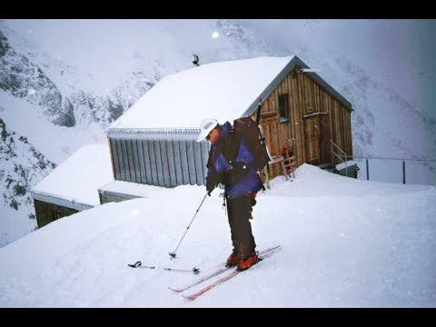 Concordia Platz (Grindelwald, Switzerland) 3 Day Glacier Ski Tour (1997)