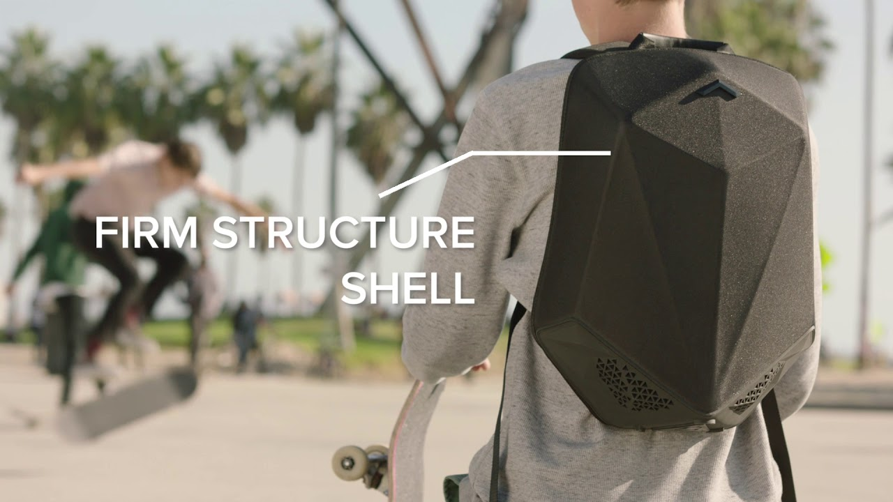 Speaker Backpack // Black video thumbnail