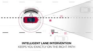Intelligent Lane Intervention A Nissan's World First Technology