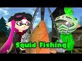 [Splatoon GMOD] Squid Fishing