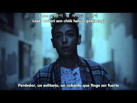 Big Bang - Loser [Sub Español + Hangul + Romanización]