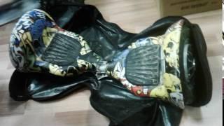 Сломали гироскутер пополам. Сервис центр по ремонту гироскутеров