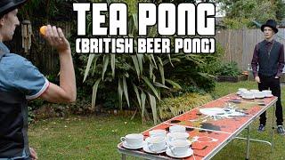 Tea Pong (British Beer Pong) | WheresMyChallenge