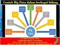 TLP / WA +62 813 – 8143 – 2012 , Big data machine learning for disruption predictions