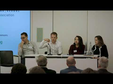 Fintech: Harvard Business School Alumni Angels Panel