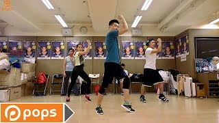 Hậu trường Nguyễn Phi Hùng tập luyện cho MV Vũ khúc Tango