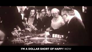 "Nick Lowe - ""A Dollar Short of Happy"" (Official Lyric Video)"