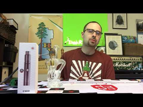 EZ Sai Kit Review \ DabRatLabs - YouTube