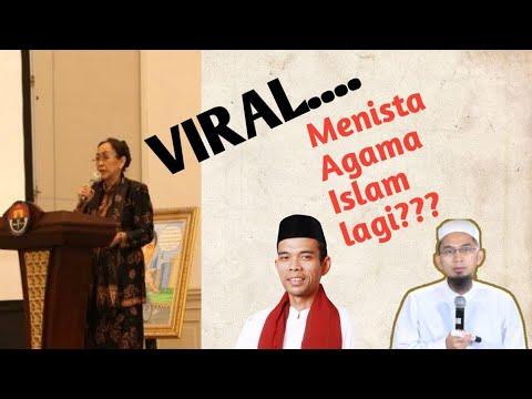 baru...penjelasan-ustad-somad-dan-adi-hidayat-sukmawati-menghina-islam