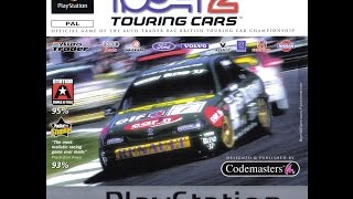 Toca 2 Touring Cars - PS1