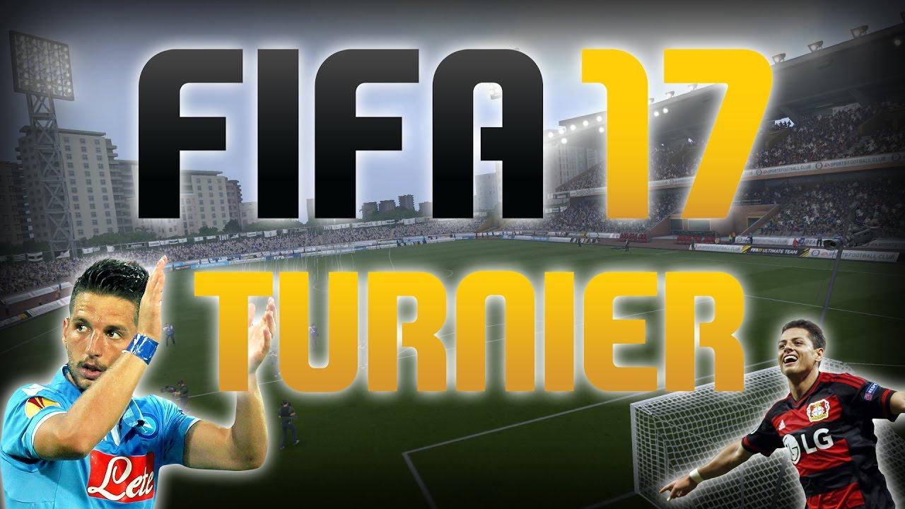 fifa 17 turnier