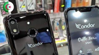 مواصفات وسعر هاتف Griffe T9 Plus من شركة كوندور