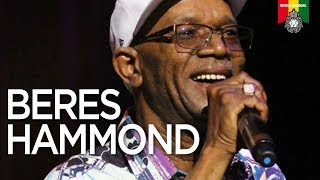 Beres Hammond live at O2 Academy Brixton August 2018