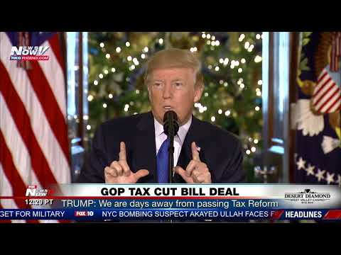PRESIDENT TRUMP: Tax Cuts Are Coming For Christmas: MAJOR ANNOUNCEMENT (FNN)