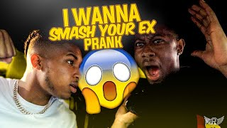 I WANNA SLEEP WITH YOUR EX PRANK ON DDG... DID NOT END WELL