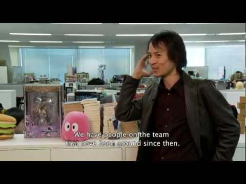 SOULCALIBUR V - Behind the Game Developer video