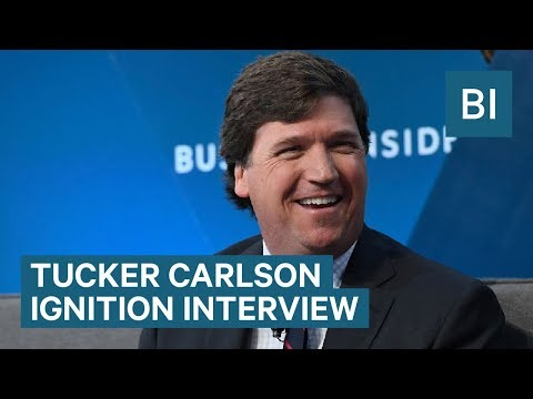 Fox News' Tucker Carlson Full 2017 IGNITION Interview