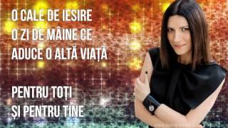 Laura Pausini: Il coraggio che non c'e - Curajul ce nu-l ai - Romanian lyrics