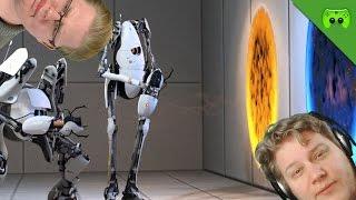 ZWEI GEBORENE GENIES 🎮 Portal 2