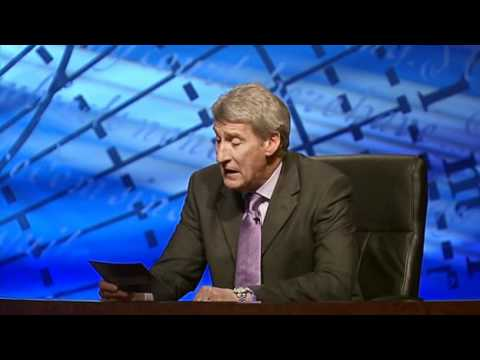 University Challenge S40E01 St. Andrews vs. Bristol