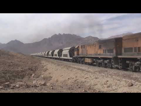 Jordan  -  Aqaba Railway Corporation Part 1