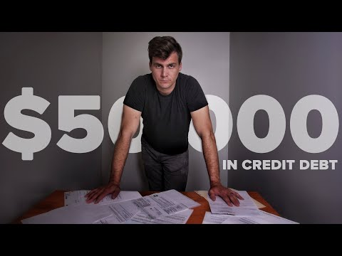 The Crushing Weight of Credit Card Debt