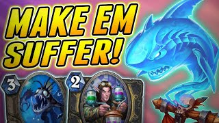 Win Against Any Slow Deck (like Big Priest)   Mill Rogue   Wild Hearthstone