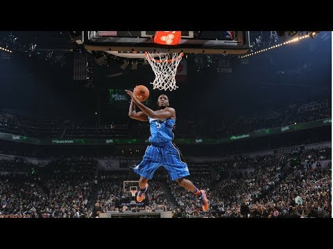 Victor Oladipo Career 360 Dunks | 2018 Dunk Contest Participant