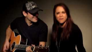 Kelly Clarkson - Stronger (Cover by Lauren Davidson and Johnny Rodriguez)