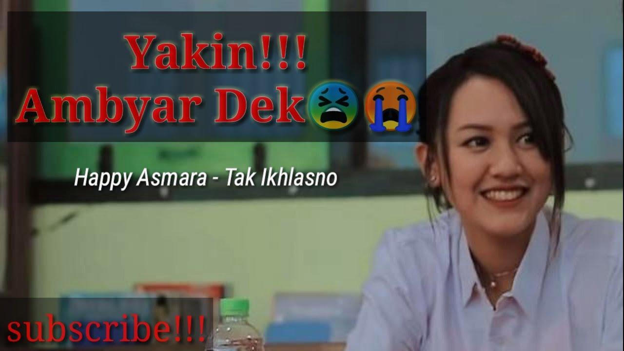 Lirik Lagu Ambyar Happy Asmara 1