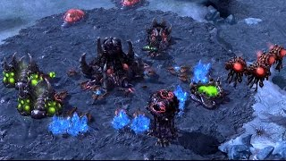 StarCraft II: Legacy of the Void - Closed Beta Multiplayer Trailer