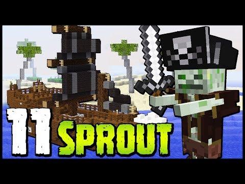 Kalóz támadás! 🏴☠  - Sprout #11