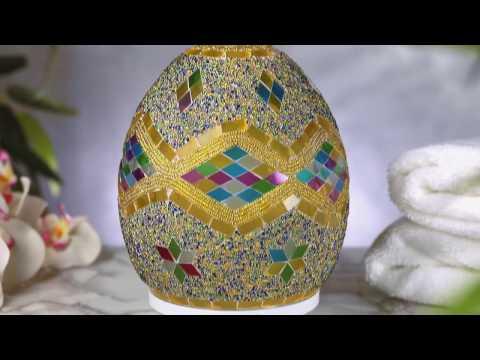 sparoom-raja-glass-mosaic-ultrasonic-essential-oil-diffuser