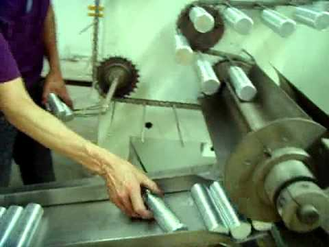 Aluminum Can Production Line II