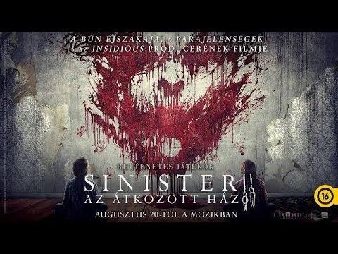 Sinister 2 -  Az átkozott ház  magyar szinkronos előzetes