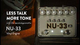 SolidGoldFX NU-33 Vinyl Engine Demo