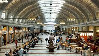 Fantastic Stockholm Train Station and Trains - Video Tour