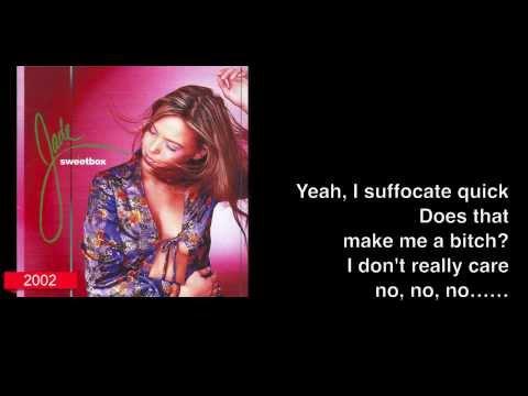 """SWEETBOX """"DON'T PUSH ME"""" Lyric Video (2002)"""