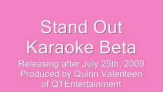Quinn Valenteen - Stand Out from A Goofy Movie (karaoke)