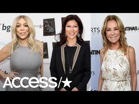 Wendy Williams, Kathie Lee Gifford & More Daytime Hosts React To Julie Chen's Exit From 'The Talk'