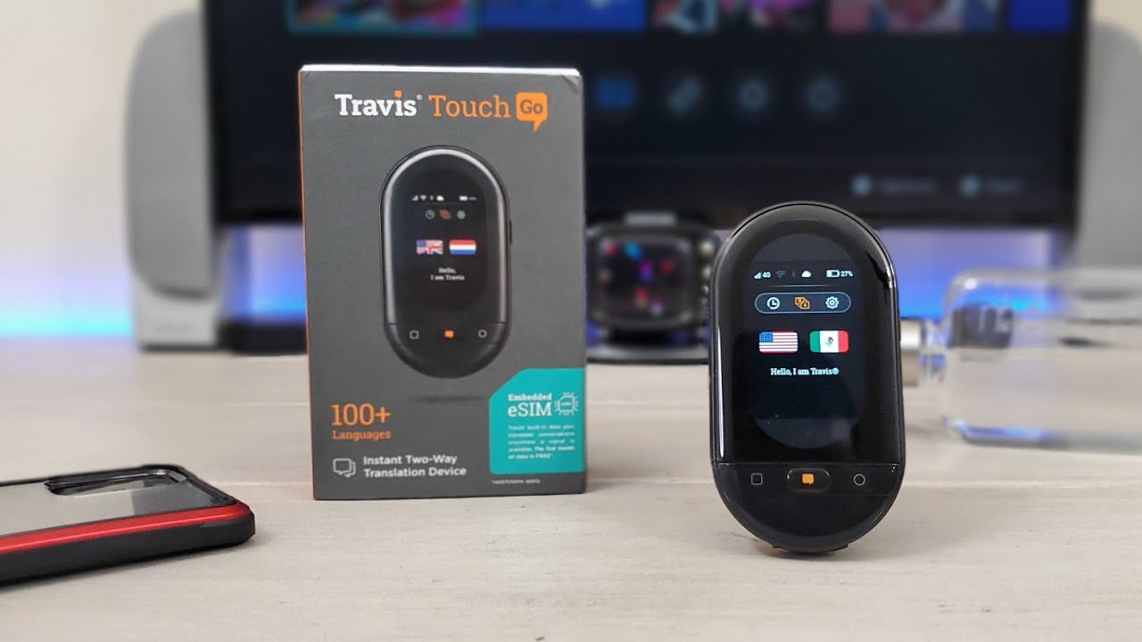 Travis Touch Go Review: Your Personal Pocket Translator... - YouTube