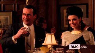 "Mad Men Season 6 Episode 06 Promo ""For Immediate Release"" (HD)"