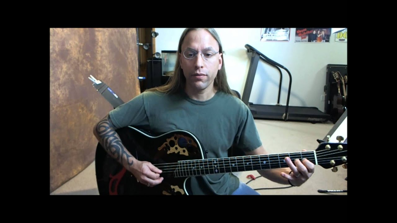 Steve Stine Guitar Lesson She Talks To Angels By The Black Crowes