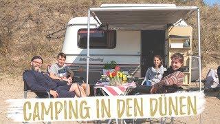 CAMPING DE LAKENS | Wo unsere Reise begann